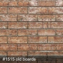 Backart Textil 2,5x2,5 Meter Old Boards Nr. 1515 (Sonderfertigung)